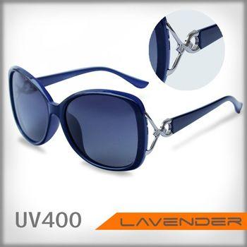 Lavender偏光片太陽眼鏡1557c98-藍