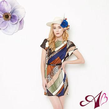 【A3】名媛時尚風格 精品蠶絲洋裝 ( 桃紅 / 黑 / 藍 ) 3色選