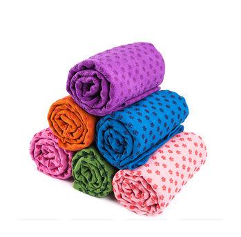 加寬80CM超細纖維瑜珈鋪巾(送收納袋)