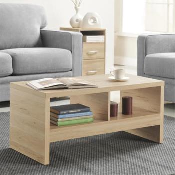 【咱的厝】經典設計優雅小茶几桌/邊桌(淺橡色)