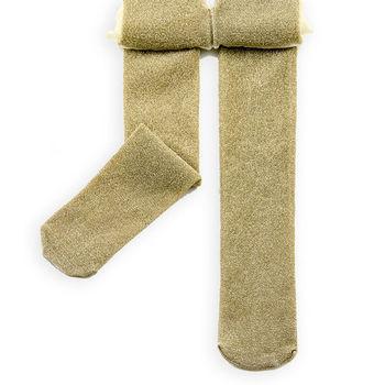 公主童襪princess 閃耀金閃亮蔥兒童襪(0-12歲)