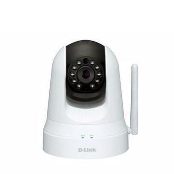 [ 福利品 ] D-Link友訊 DCS-5020L H.264旋轉式無線網路攝影機 - 9成5新