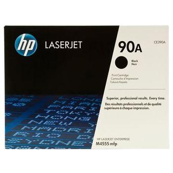 HP CE390A 原廠黑色碳粉匣