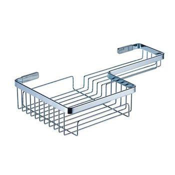 【BACHOR】不鏽鋼衛浴配件-角落置物架