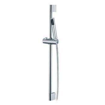 【BACHOR】滑桿-吉麗淋浴滑桿組(含軟管+蓮蓬頭)