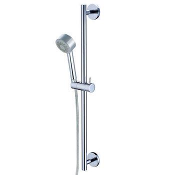 【BACHOR】滑桿-吉美純銅淋浴滑桿組(含軟管+蓮蓬頭)