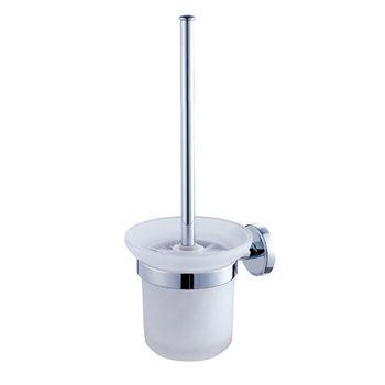 【BACHOR】銅衛浴配件-馬桶刷架