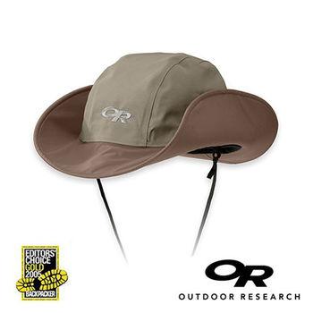 【美國Outdoor Research】經典款Gore-Tex防水透氣防曬可折疊遮陽帽