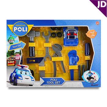 【POLI 變形車系列】波力工具遊戲組 RB83029