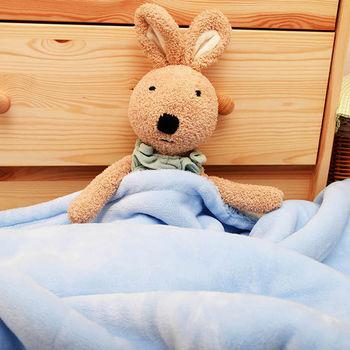 Embrace英柏絲 雙層法蘭絨羊羔絨童毯 76*102 cm