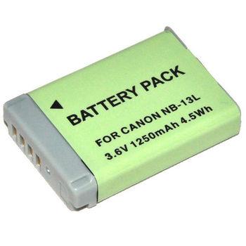 CANON 副廠專用 相機電池 NB-13L / NB13L 適用 G7 X  買一送一
