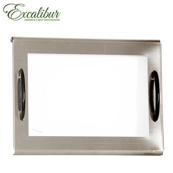《Excalibur伊卡莉柏》乾果機不鏽鋼透明門板/九層用SSCD