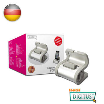 曜兆DIGITUS手機平板IPAD鋁製曲線架 -4吋到15吋