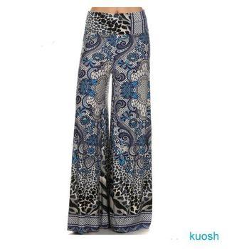 【Kuosh】美國進口中國風圖騰長裙(現貨+預購)NS-5164