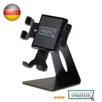 曜兆DIGITUS手機平板IPAD鋁製站立架與牆架6吋到7吋(知性氣質款)