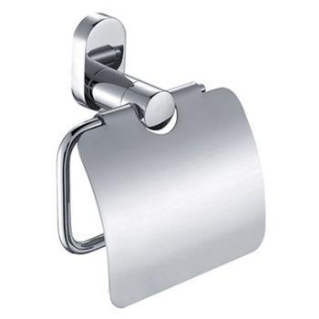 【TAP】衛浴配件-亮面不鏽鋼衛生紙架
