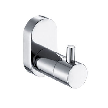 【TAP】衛浴配件-亮面不鏽鋼單衣勾