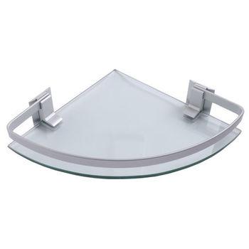 【TAP】衛浴配件 太空鋁-單層角落架