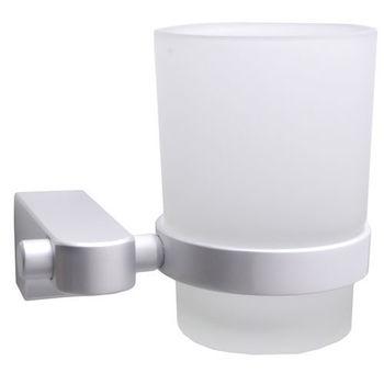 【TAP】衛浴配件 太空鋁-單杯架