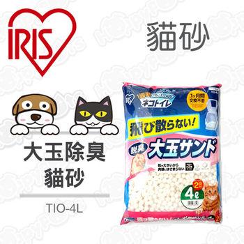 IRIS大玉脫臭貓砂653003(T10-4L)