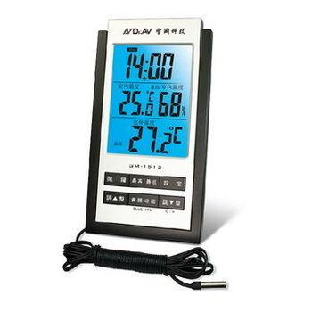 專業級室內外藍光溫濕度計(GM-1512)