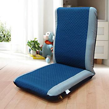 【KOTAS】舒適 高背和室椅(深藍)