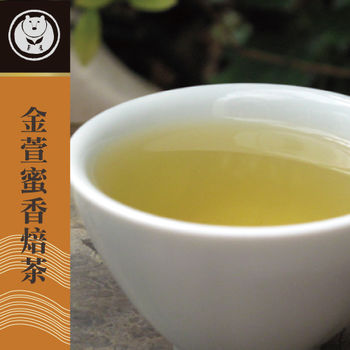 【台灣茶人】金萱蜜香焙茶(150/包x4)