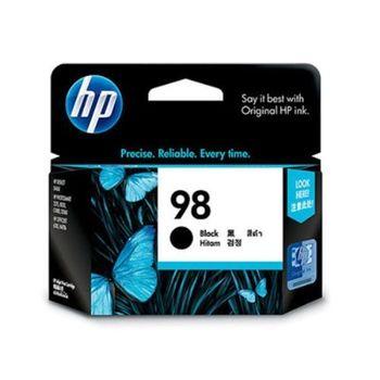 HP C9364WA NO.98 原廠黑色墨水匣