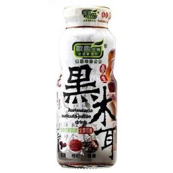 【歐典生機】養生黑木耳180ml*24瓶
