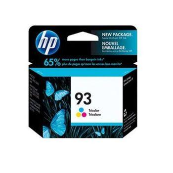 HP C9361W NO.93 原廠彩色墨水匣