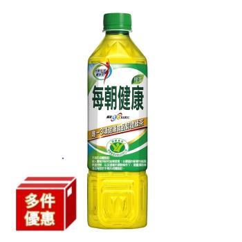 【御茶園】每朝健康綠茶650ml x24瓶