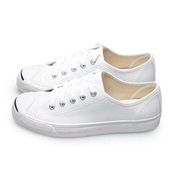 FUFA MIT簡約時尚帆布鞋 (X06) 白