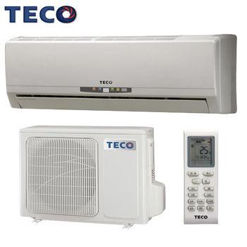 TECO東元4-5坪R410A 一對一分離式冷氣 LS20F1+LT20F1