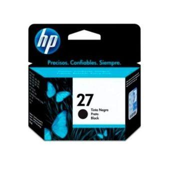 HP C8727A No.27 原廠黑色墨水匣