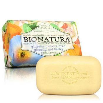 Nesti Dante  義大利手工皂-天然純植系列-純植人蔘大麥皂(250g)-4入組