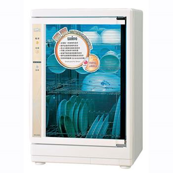 【SAMPO 聲寶】四層紫外線烘碗機 KB-GH85U