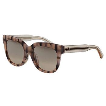 GUCCI- 水銀反射鏡面 太陽眼鏡 ( 粉色 )