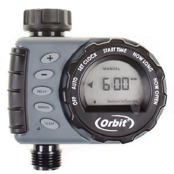 美國ORBIT自動定時灑水器(LCD螢幕)自動灑水器,自動定時灑水器,定時自動灑水器,