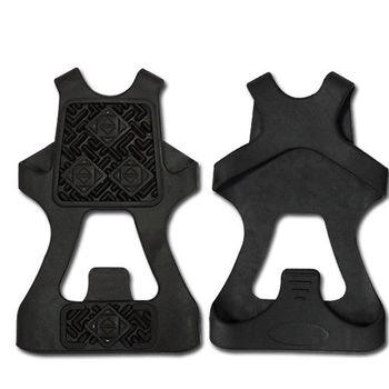 超值2雙入-旅行玩家-雪地冰上防滑鞋套(Size M/L可選)