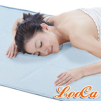 LooCa  涼感凝膠冰涼床墊1入(共2色)