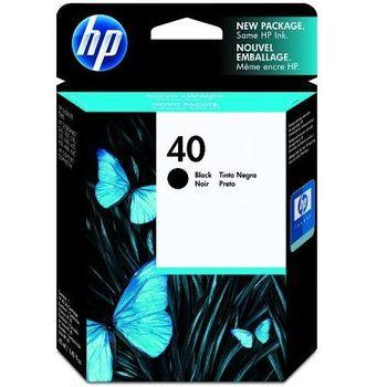 HP 51640A NO.40黑色原廠墨水匣