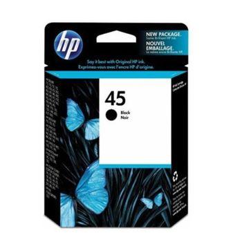 HP 51645AA NO.45原廠黑色墨水匣