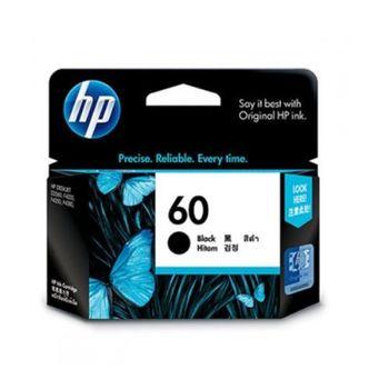 HP CC640WA NO.60 原廠黑色墨水