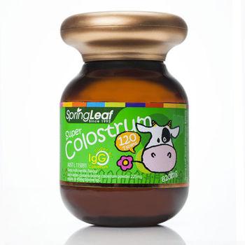 綠芙特級 超級牛初乳片(120錠/瓶)