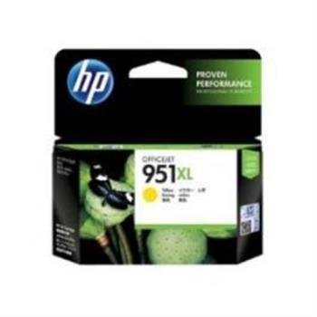 HP CN048AA NO.951XL 原廠黃色高容量墨水匣