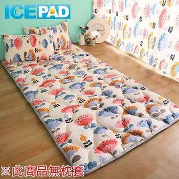 【ICE PAD】透心涼感日式收納床墊(單人)