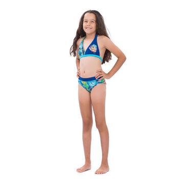 【sunseeker 泳裝】 (53541)澳洲名品少女煙花絢爛系列泳裝