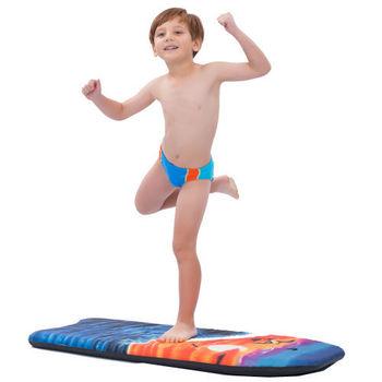 【sunseeker 泳裝】(42567)澳洲名品男童超人時尚三角褲