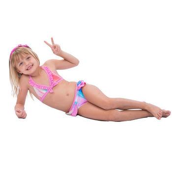 【sunseeker 泳裝】澳洲名品女童夏日熱浪風系列泳裝 (53517)