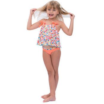 【sunseeker 泳裝】(53511)澳洲名品女童魅力幾何系列泳裝